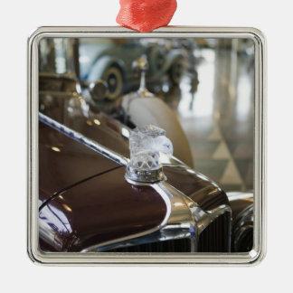 USA, Indiana, Auburn: Auburn, Cord, Duesenberg 9 Christmas Ornament