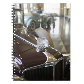 USA Indiana Auburn Auburn Cord Duesenberg 9 Spiral Note Books