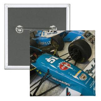 USA, Indiana, Indianapolis: Indianapolis Motor 15 Cm Square Badge
