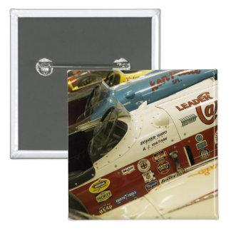 USA, Indiana, Indianapolis: Indianapolis Motor 2 15 Cm Square Badge