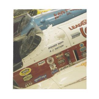 USA, Indiana, Indianapolis: Indianapolis Motor 2 Notepad