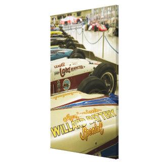 USA, Indiana, Indianapolis: Indianapolis Motor 3 Canvas Print