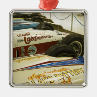 USA, Indiana, Indianapolis: Indianapolis Motor 3 Christmas Ornament