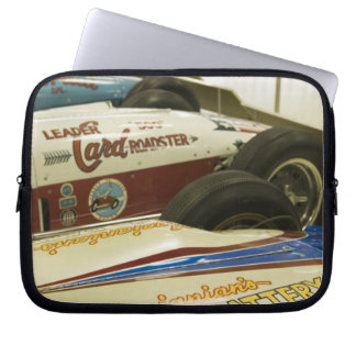 USA, Indiana, Indianapolis: Indianapolis Motor 3 Laptop Sleeve