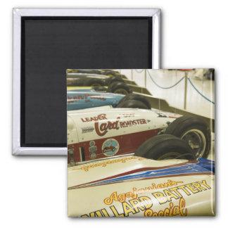 USA, Indiana, Indianapolis: Indianapolis Motor 3 Magnet