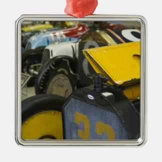 USA, Indiana, Indianapolis: Indianapolis Motor 5 Christmas Ornament