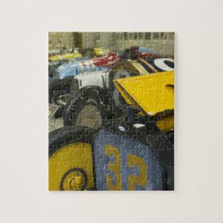 USA, Indiana, Indianapolis: Indianapolis Motor 5 Puzzle