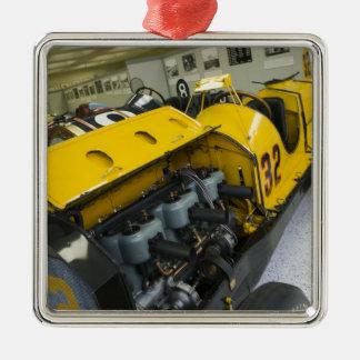 USA, Indiana, Indianapolis: Indianapolis Motor Christmas Ornament