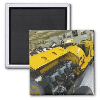 USA, Indiana, Indianapolis: Indianapolis Motor Magnet