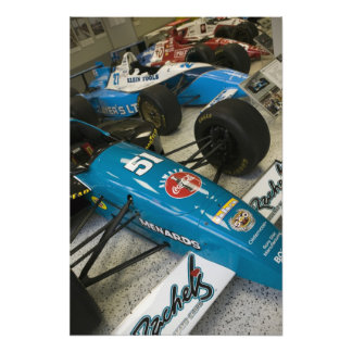 USA, Indiana, Indianapolis: Indianapolis Motor Photo Print