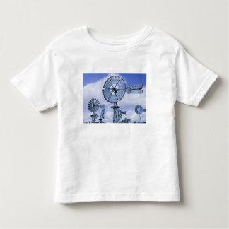 USA, Indiana, Kendallville: Mid, America 2 Toddler T-Shirt