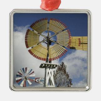 USA, Indiana, Kendallville: Mid, America Christmas Ornament