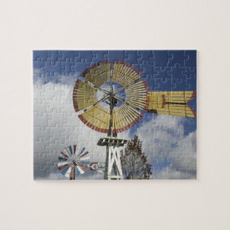 USA, Indiana, Kendallville: Mid, America Puzzles
