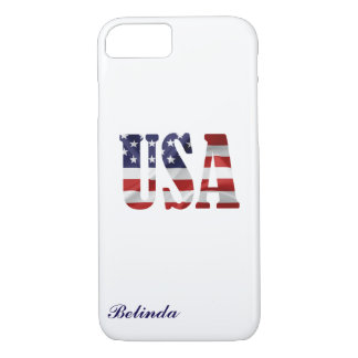 USA iPhone 8/7 CASE