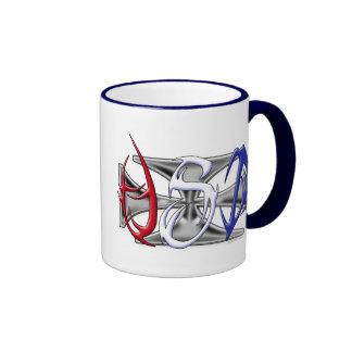 USA Iron Cross Mug