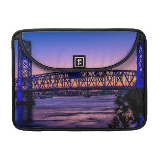 USA, Jacksonville, Florida Sleeve For MacBook Pro