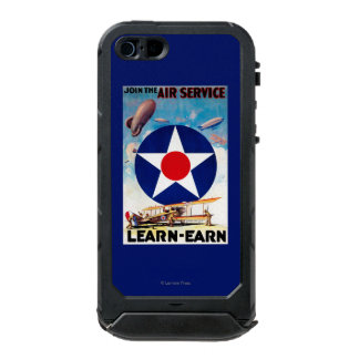 USA - Join the Air Service Learn-Earn Incipio ATLAS ID™ iPhone 5 Case