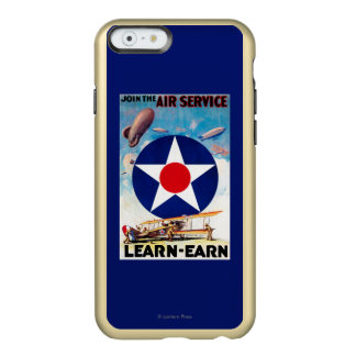 USA - Join the Air Service Learn-Earn Incipio Feather® Shine iPhone 6 Case