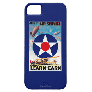 USA - Join the Air Service Learn-Earn iPhone 5 Cases