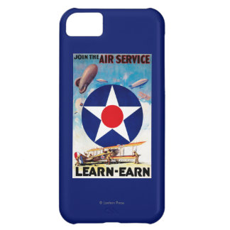 USA - Join the Air Service Learn-Earn iPhone 5C Case
