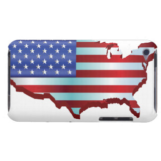 USA july 4 1776 iPod Touch Case