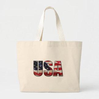 USA JUMBO TOTE BAG