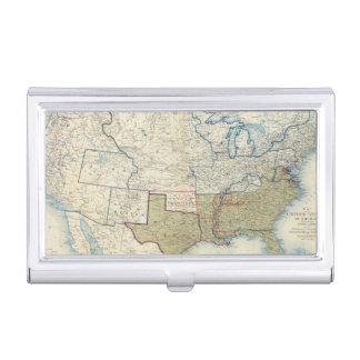 USA June 1861 Business Card Holder