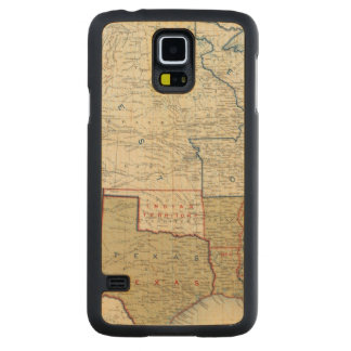 USA June 1861 Carved Maple Galaxy S5 Case