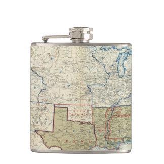USA June 1861 Hip Flask