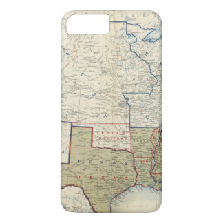 USA June 1861 iPhone 8 Plus/7 Plus Case