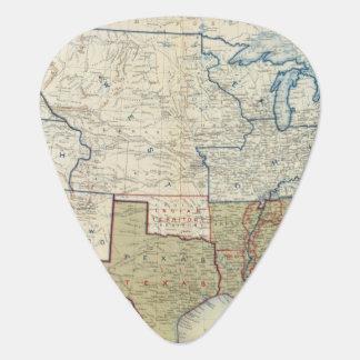 USA June 1861 Plectrum