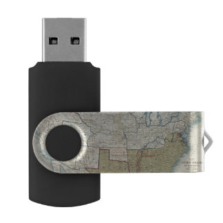 USA June 1861 USB Flash Drive