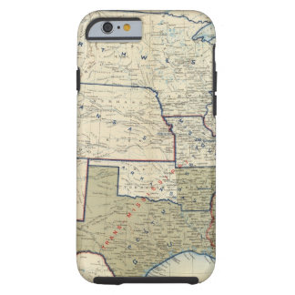 USA June 1864 Tough iPhone 6 Case