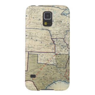 USA June 1864 Cases For Galaxy S5