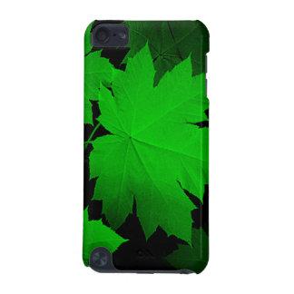 USA, Kansas, Oak Leaves In The Light iPod Touch 5G Case