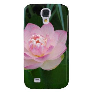 USA, Kansas, Pink Water Lilly Galaxy S4 Case