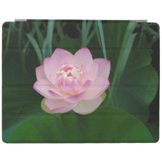 USA, Kansas, Pink Water Lilly iPad Cover
