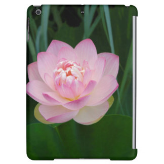 USA, Kansas, Pink Water Lilly iPad Air Cases