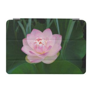 USA, Kansas, Pink Water Lilly iPad Mini Cover
