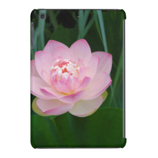 USA, Kansas, Pink Water Lilly iPad Mini Retina Cover