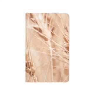 USA, Kansas, Wheat At Harvest Time Journal