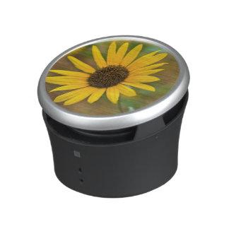 USA, Kansas. Wild Sunflower Bluetooth Speaker