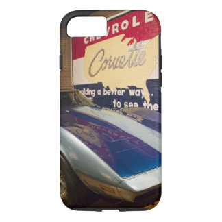 USA, Kentucky, Bowling Green: National Corvette 2 iPhone 8/7 Case