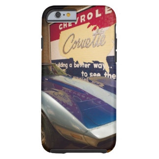 USA, Kentucky, Bowling Green: National Corvette 2 Tough iPhone 6 Case