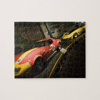 USA, Kentucky, Bowling Green: National Corvette 4 Jigsaw Puzzle