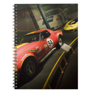USA, Kentucky, Bowling Green: National Corvette 4 Notebooks