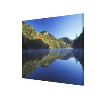 USA, Kentucky. Daniel Boone National Forest, Canvas Print
