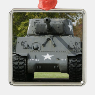 USA, Kentucky, Fort Knox: Patton Museum of Christmas Ornament
