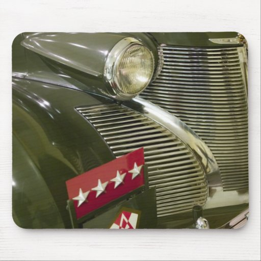 USA, Kentucky, Fort Knox: Patton Museum of Mouse Pads