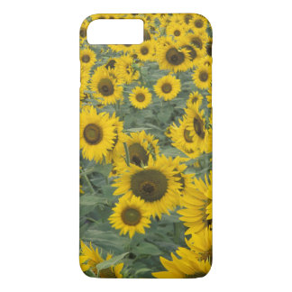 USA, Kentucky Pattern in field of cultivated iPhone 8 Plus/7 Plus Case